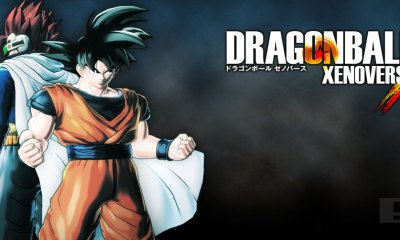 Dragonball Xenoverse @ TheActionPixel