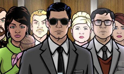 Archer Season 6 Music Video Trailer THE ACTION PIXEL @theactionpixel