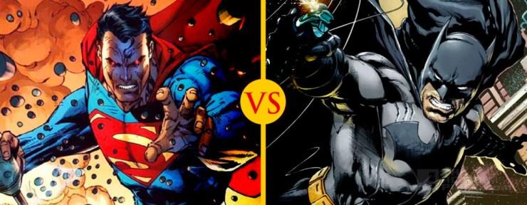 superman Vs Batman THE ACTION PIXEL @TheActionPixel
