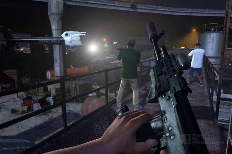 GTA V: FPS  THE ACTION PIXEL @theactionpixel
