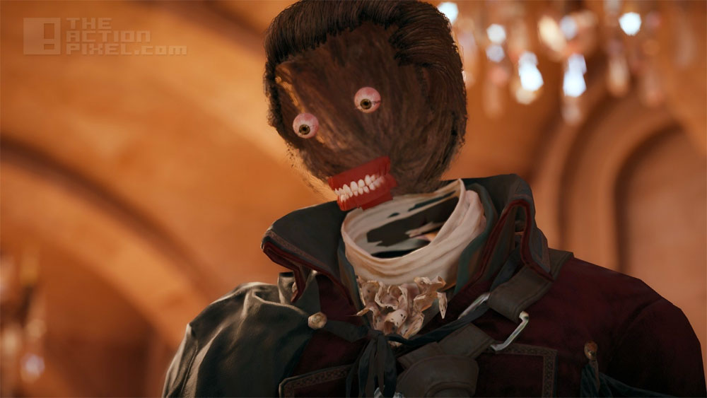 Assassin's Creed: Unity's collosal bug problem – The Action