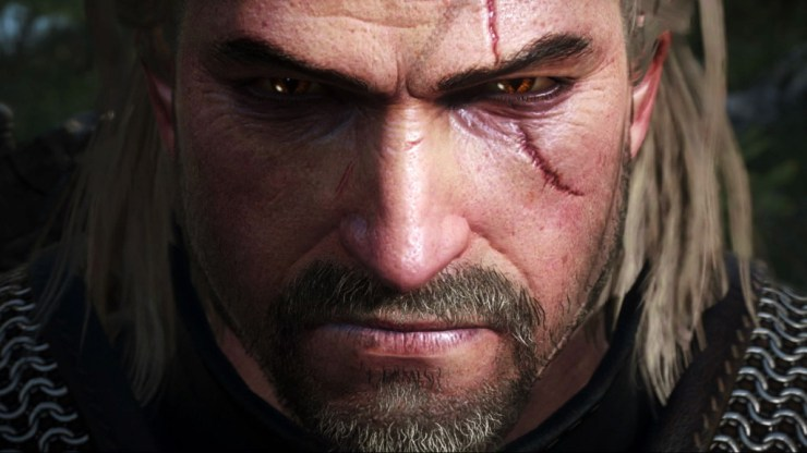 GERALT: The White Wolf of Rivia. THE ACTION PIXEL @theactionpixel