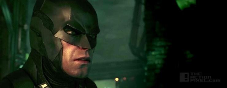 batman Ace Chemicals Infiltration. The Action Pixel. @TheActionPixel