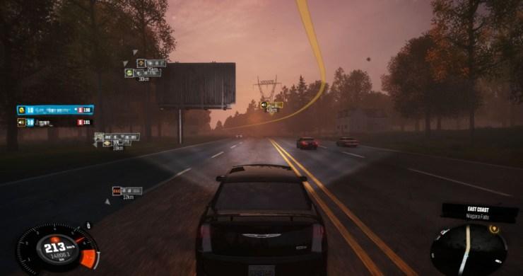The Crew Player screenshot. THE ACTION PIXEL @theactionpixel