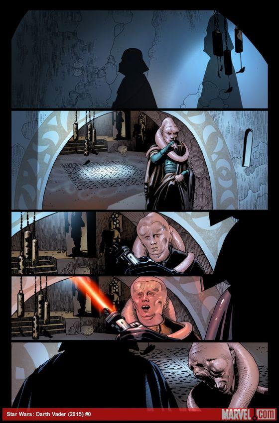 Darth Vader. The ACTION PIXEL @theactionpixel
