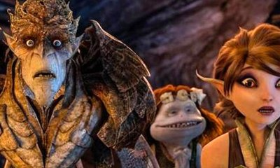 strange Magic via Lucasfilm. THE ACTION PIXEL @theactionpixel
