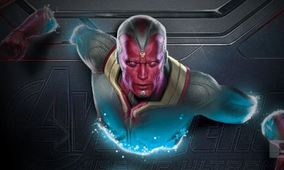 avengers_vision Avengers: Age Of Ultron. Vision . The action Pixel. @Theactionpixel