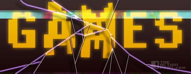 broken games. @TheActionPixel. The Action Pixel