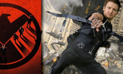 hawkeye in Agents of SHIELD? The Action Pixel. @TheActionPixel