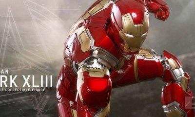 ironman mark xliii suit. The Action Pixel. @TheActionPixel