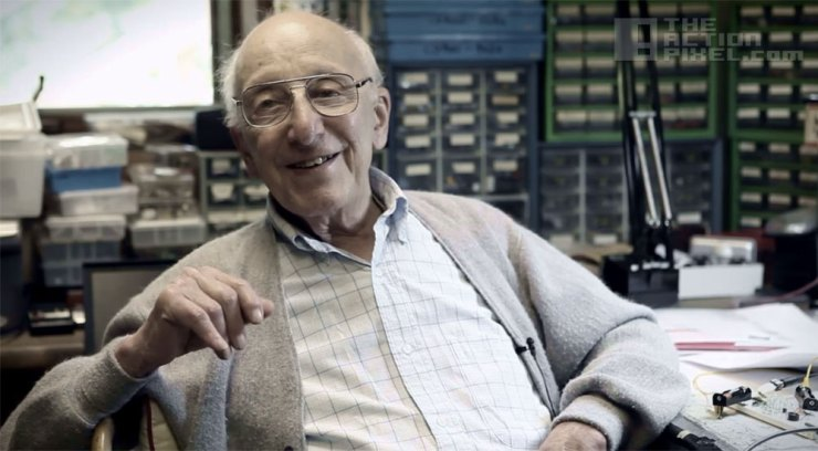 ralph baer. The Action Pixel. @TheActionPixel