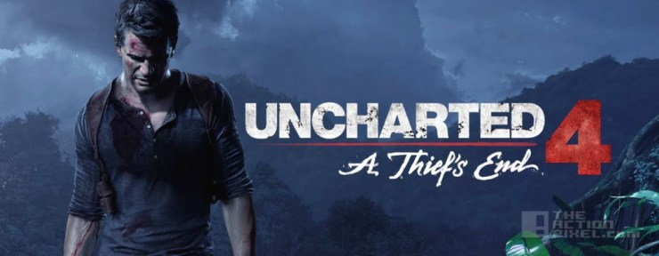 uncharted 4: A thief's end. The Action Pixel. @TheActionPixel