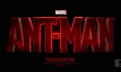 Ant-Man Title. Marvel. The Action Pixel. @theactionpixel