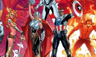 Avengers Now!. Marvel. The Action Pixel. @theactionpixel
