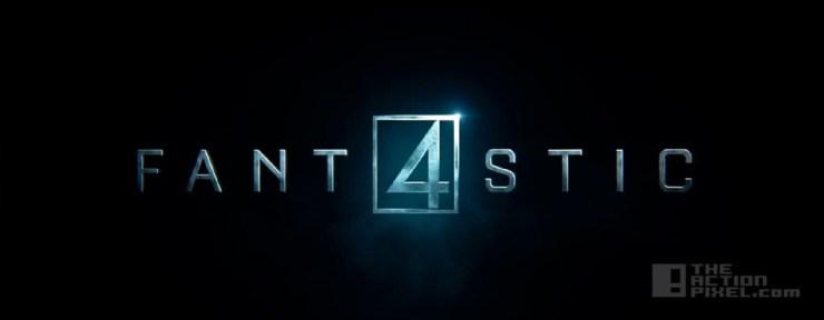 fant4stic. Fantastic four. fox. marvel. the action pixel. @theactionpixel
