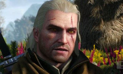 geralt the Witcher 3: wild hunt. the action pixel. The action pixel. CD Projekt Red