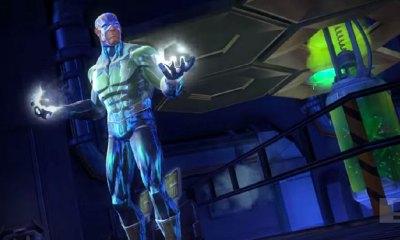 electro. Marvel contest of champions. the action pixel . @theactionpixel