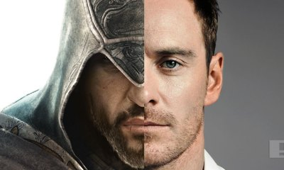 fassbender Ezio Assassins Creed. The action pixel. @theactionpixel