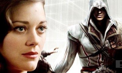 marion cotillard joins Assassins Creed film. #EntertainmentOnTAP The action pixel. @theactionpixel