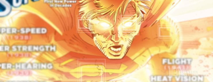 superman _ solar flare power. The action pixel. @theactionpixel
