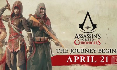 assassins creed chronicles. china. the action pixel @theactionpixel Ubisoft