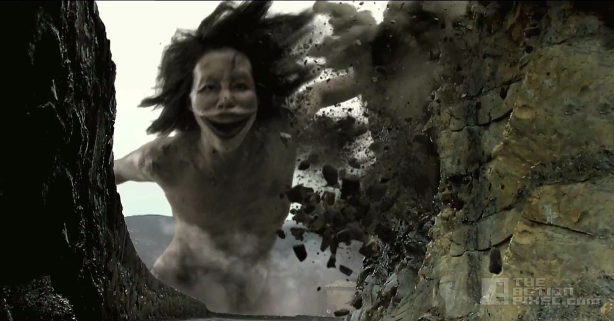 Attack On Titan Live-Action Trailer – The Action Pixel