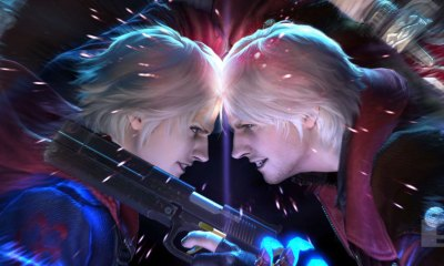 Devil may cry 4. Special edition. capcom. the action pixel. @theactionpixel