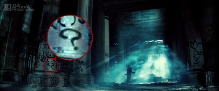 riddler?. batman batman v superman. The Action Pixel. @theactionpixel