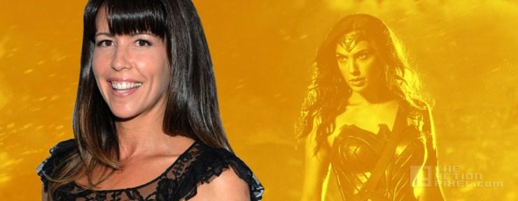 patty jenkins Wonder Woman. the action pixel. @theactionpixel