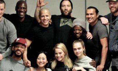 suicide Squad cast. the action pixel. @theactionpixel