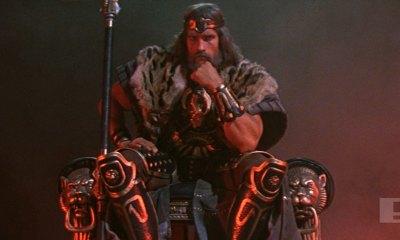conan. arnold Schwarzenegger. the action pixel. @theactionpixel