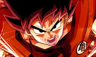 goku. dragon ball z. the action pixel @theactionpixel