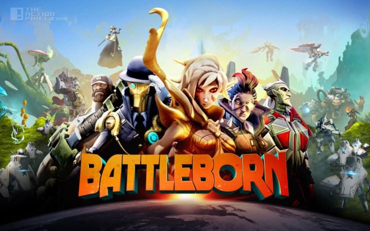 battleborn. 2k games. gearbox software. the action pixel. @theactionpixel