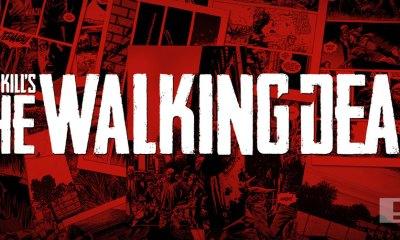 overkills the walking dead. Entertainment on tap. the action pixel. @theactionpixel