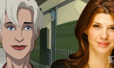 MARISA TOMEI AUNT MAY. the action pixel. @theactionpixel