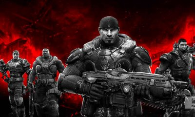 gears of war Ultimate edition. xbox. microsoft. the action pixel. @theactionpixel