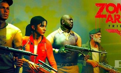 lef t4 dead meets zombie army trilogy. valve. rebellion. the action pixel. @theactionpixel