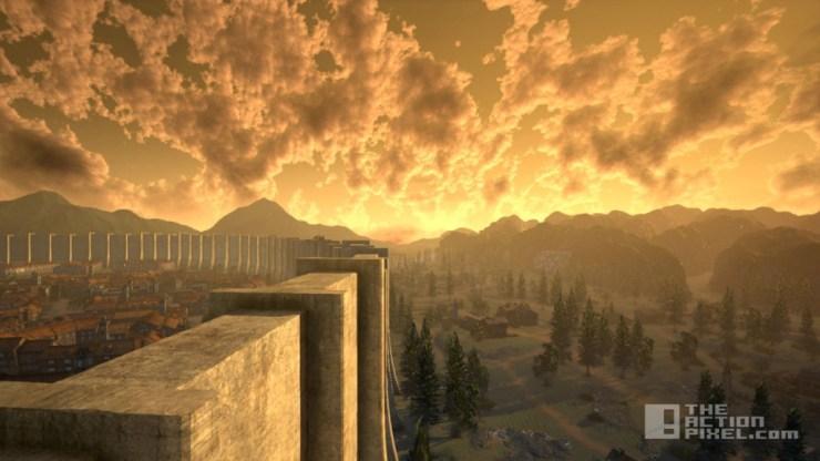 attack on titan PS4. the action pixel. Koei Tecmo Games. @theactionpixel