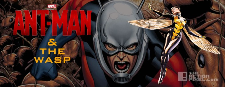 ant-man and the wasp the action pixel. marvel. @theactionpixel