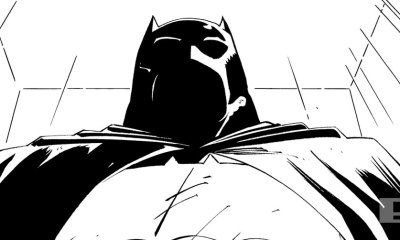 dark knight 3: the master race. frank miller. dc comics. the action pixel. @theactionpixel the master race