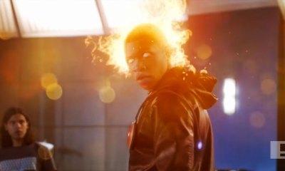 firestorm. the flash. cw network. the action pixel. @theactionpixel.