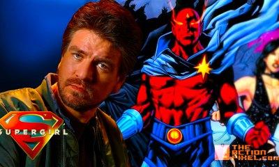 Charles Halford . jemm . supergirl. dc comics. cbs.