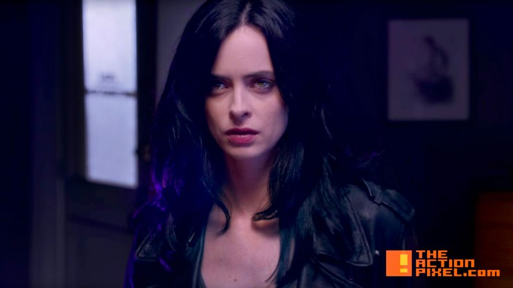 jessica jones. marvel. netflix. the action pixel. @theactionpixel