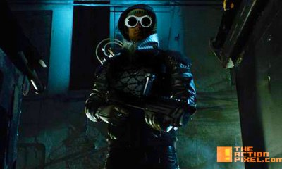 mr. freeze. gotham. the action pixel. fox. @theactionpixel