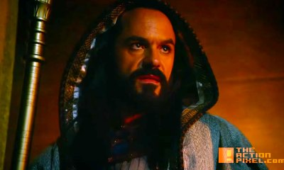 vandal savage. dc's legends of tomorrow. dc comics. the cw network. the action pixel. @theactionpixel