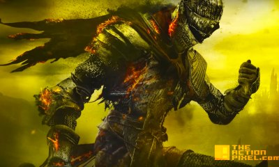 darkness spreads. dark souls III. bandai namco. from software. the action pixel. @theactionpixel