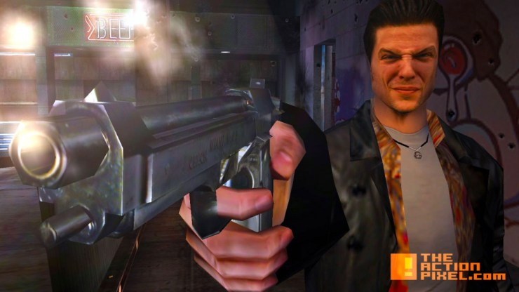 max payne. the action pixel. @theactionpixel. Remedy Entertainment