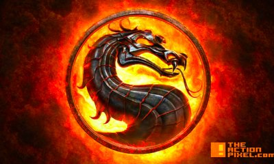 mortal kombat icon. netherrealm studios. the action pixel. @theactionpixel