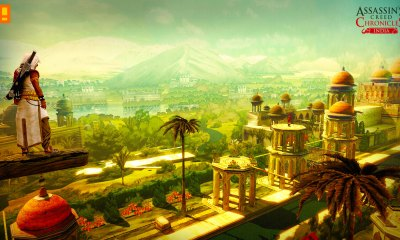 assassin's creed chronicles india. the action pixel. @theactionpixel. ubisoft.