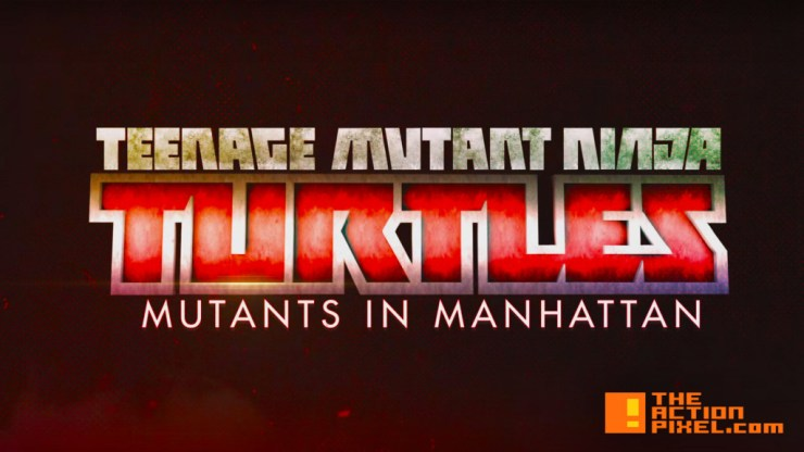 teenage mutant ninja turtles. the action pixel. @theactionpixel. activision.  platinum games.teenage mutant ninja turtles. the action pixel. @theactionpixel. activision.  platinum games.